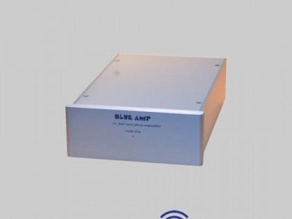 Großartiger Auftritt! – MC Phonovorstufe – model blue – BLUE AMP